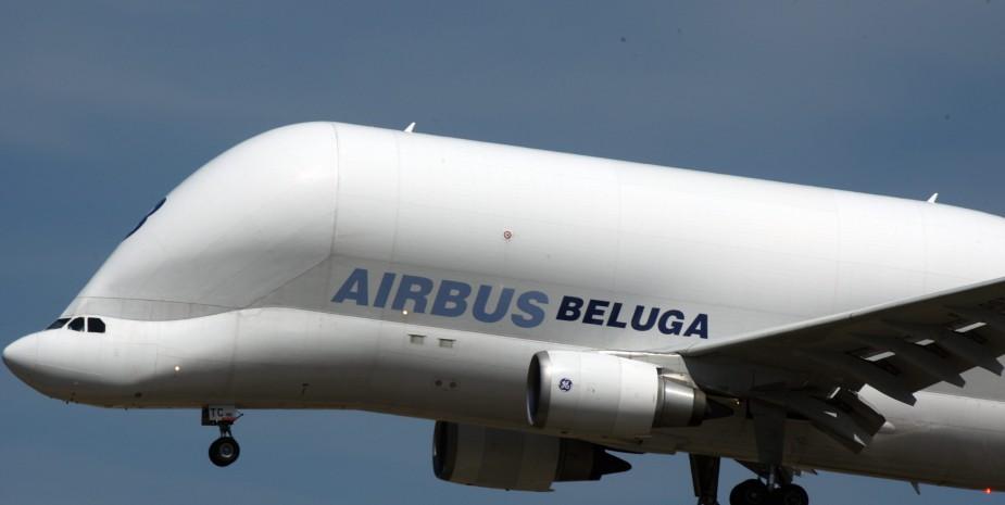 Chantier Airbus